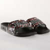 Slides Jeune Riche Black