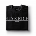 T-shirt - Jeune Riche Black