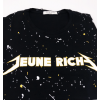 T-shirt Destroy  Roock Painting Gold