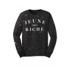 Crewneck Black Zongo Painting